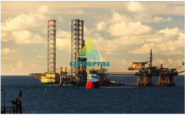 Nhà máy lọc dầu Dung Quất tại Quảng Ngãi